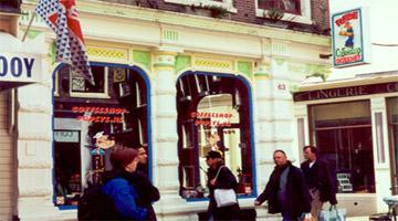 Coffeeshop Popeye in Amsterdam
